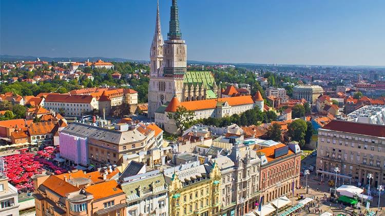 Zagreb, Croatia, Express