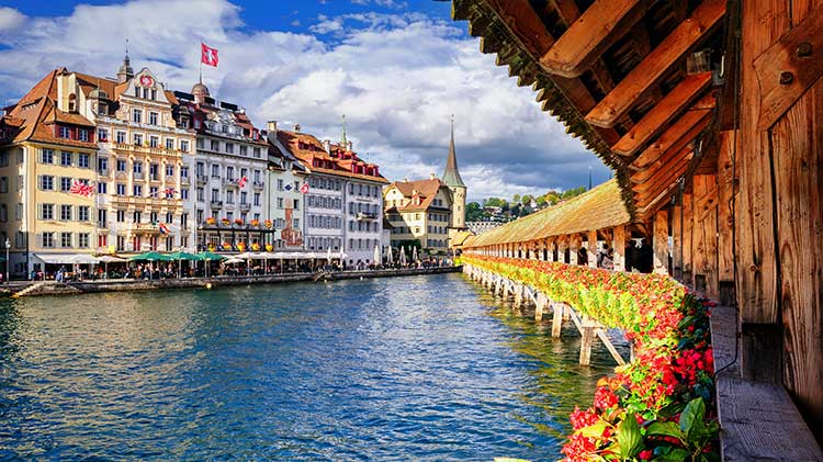 Luzern, Switzerland Cruise