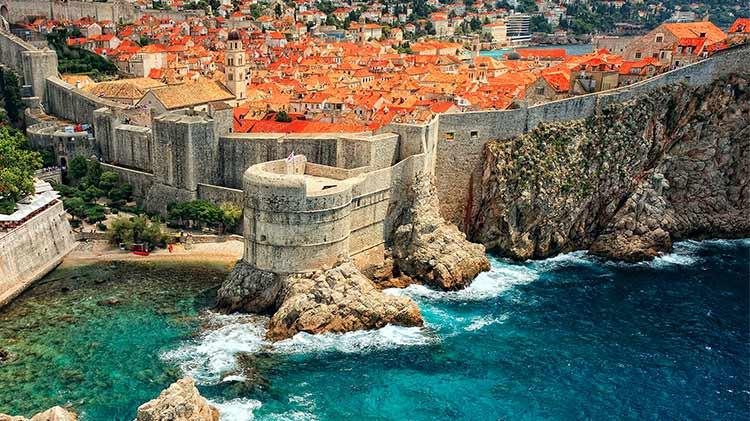 Dubrovnik, Croatia, and Game of Thrones Weekend
