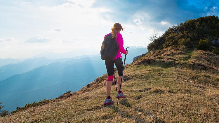 World War I Dolomite Hike