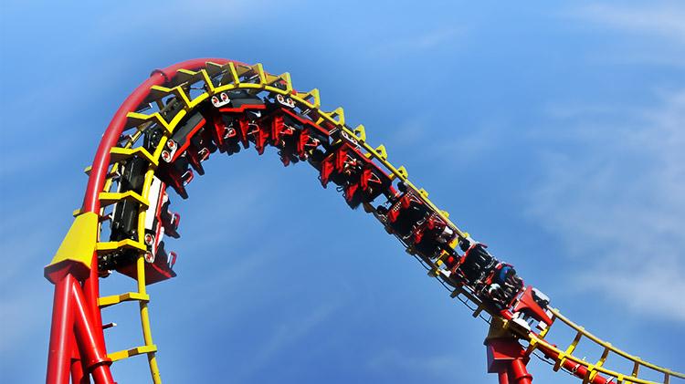 Darby Mirabilandia Amusement Park Trip